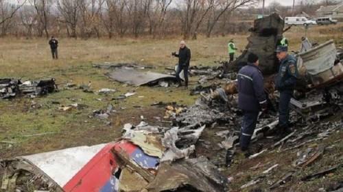 روسيا: هولندا ترفض الكشف عن قضية تحطم الطائرة الماليزية