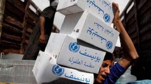 بتمويل من اليونيسف.. توزيع خزانات مياه للمراكز الصحية بالمهرة