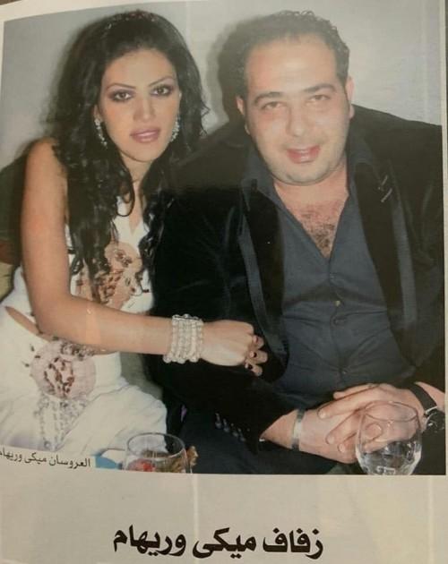 """بعد انتشار صور زواجها الأول.. ريهام حجاج : """" مفيش حاجة اتكسف منها """""""