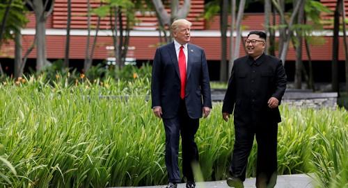 خلال 60 يومًا.. القمة الثانية بين ترامب و جونغ أون