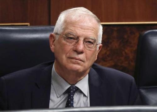 الخارجية الإسبانية: لا نستبعد اعتراف بلادنا بغوايدو رئيسا مؤقتا لفنزويلا