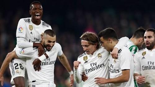 الصحف الإسبانية تهتم بفوز ريال مدريد على جيرونا