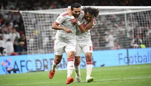 الإمارات تصعد إلى نصف نهائي كأس أمم آسيا وتلاقي قطر