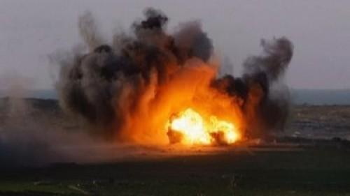 انفجار يهز حي العريش في عدن