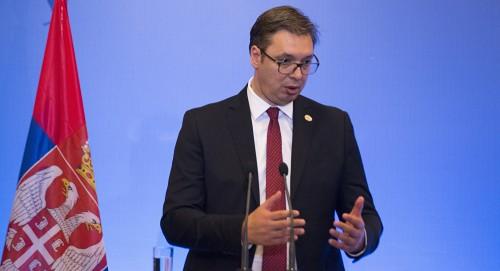 فوتشيتش: صربيا لن تعترف بغوايدو رئيسًا لفنزويلا