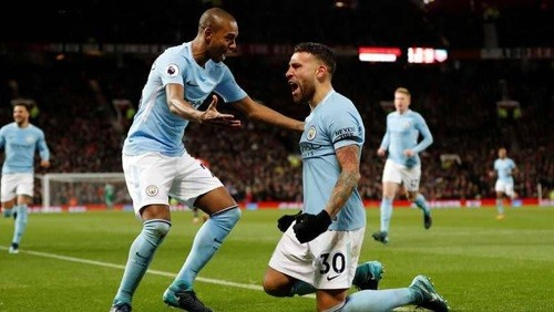 مانشستر سيتي يفوز على بيرنلي بخماسية نظيفة في كأس الاتحاد الإنجليزي