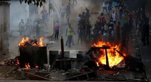 """""""بيرو"""" تعارض الحوار الوطني في فنزويلا وتطالب بانتخابات نزيهه"""