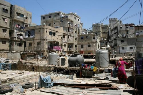 مخيم شاتيلا في لبنان يصرخ من مرارة الحرمان