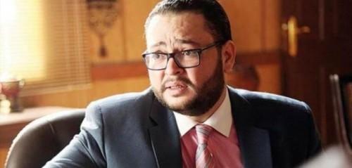 """أحمد رزق يشارك جمهوره بصورة جديدة من """" الممر """""""