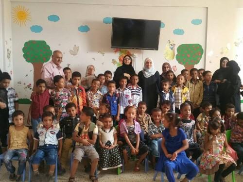 افتتاح مركز الطفولة الآمنة بالعاصمة عدن