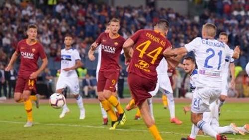 أتلانتا يتعادل مع روما 3-3 في الدوري الإيطالي