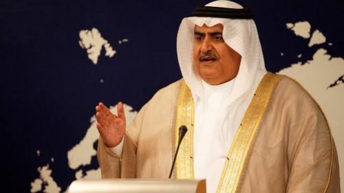 وزير الخارجية البحريني يُهاجم حزب الله وإيران (تفاصيل)