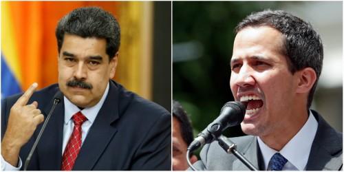 عاجل.. واشنطن تحذر من رد قوي في حال التعرض للمعارضة الفنزويلية