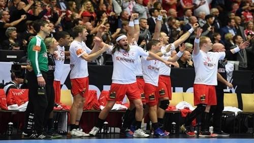الدنمارك تتوج بكأس العالم لكرة اليد