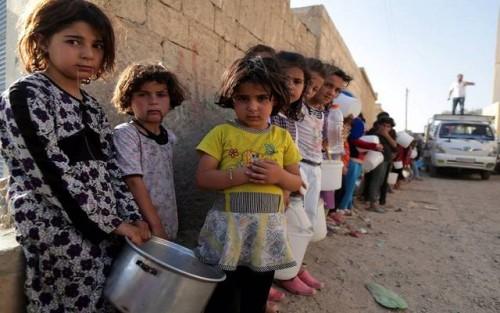 برنامج الغذاء العالمي: الوضع الإنساني في اليمن أصبح خطيرا للغاية