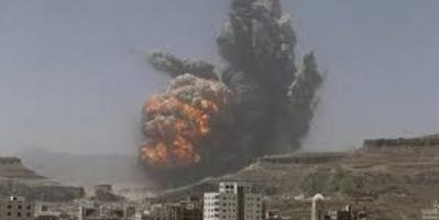مسلسل قصف الحوثي لمخازن الغذاء..عرض مستمر
