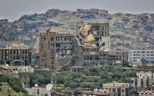 وفد من منظمات الأمم المتحدة يزور مدينة تعز