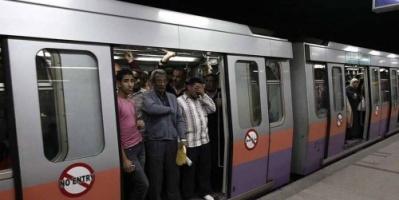 """فرنسا توقّع اتفاقا بـ """"600 مليون يورو"""" لتشغيل الخط الثالث من مترو القاهرة"""