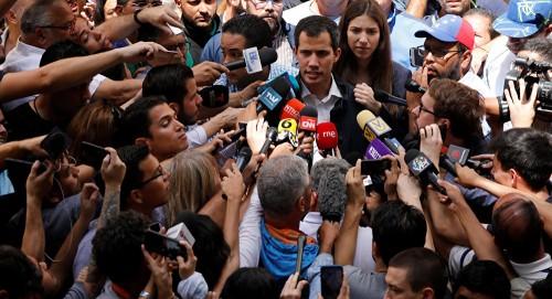"""فنزويلا.. """"مادورو"""" يطالب المعارضة ببدء حوار وطني"""