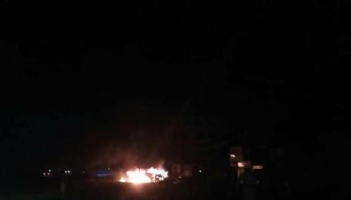 بينهم صومالي الجنسية.. مصرع وإصابة 42 شخصًا في انفجار المخا بتعز