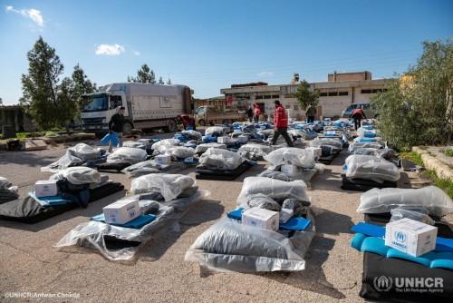 عودة سكان بلدة خناصر السورية إليها مجددا
