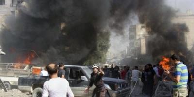 """انتحارية تستهدف مقراً لرئاسة """"الإنقاذ الوطني"""" بإدلب (تفاصيل)"""