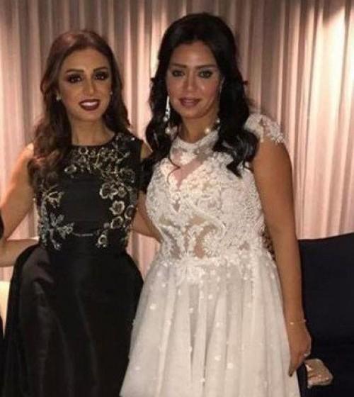 """"""" مبروك يا أجمل صوت """".. رانيا يوسف تهنئ أنغام على برنامجها الجديد"""