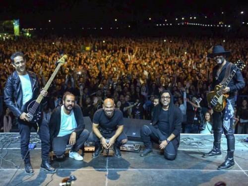 فرقة مسار إجباري تستعد لحفلها المقبل في مصر