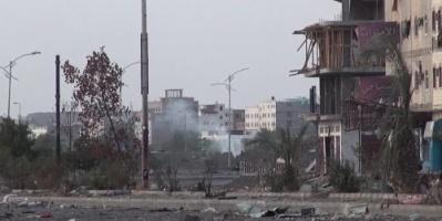 اشتباكات بين مسلحين وقوات الحماية الرئاسية بمديرية دار سعد (تفاصيل)