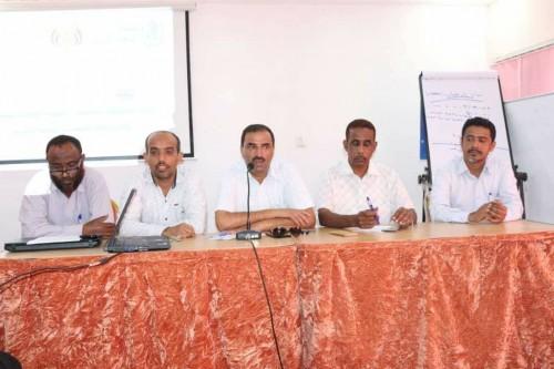 تعرف على تفاصيل الحملة الوطنية للتحصين ضد الحصبة في المهرة (صور)