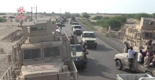 أبو زرعة المحرمي يعود إلى جبهة الساحل الغربي بعد زيارته لدولة الإمارات