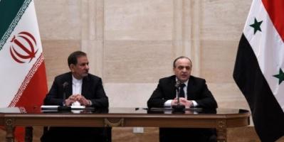 سوريا وإيران تتفقان على إنشاء مصرف مشترك بدمشق