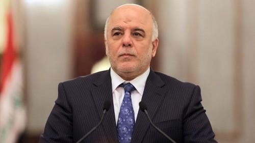 """""""العبادي"""" يبدي قلقه إزاء عودة """"البشمركة"""" إلى العراق"""