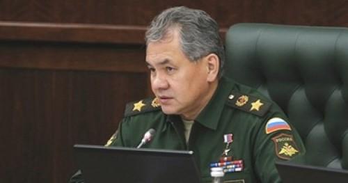 وزير الدفاع الروسي يتفقد خط إنتاج وتحديث المقاتلات متعددة الوظائف