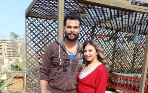 """الفنانة منة جلال تبدأ في تصوير """" الهجام """" مع أحمد عبد الله"""