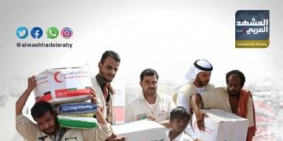 ماذا قدمت الإمارات للمحافظات المحررة خلال أسبوعين؟ (انفوجراف)
