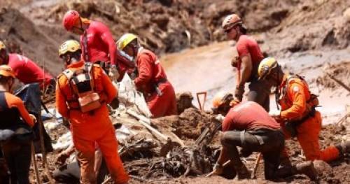 بي بي سي: لا يزال 300 شخص مفقود في أسوأ كارثة تشهدها البرازيل