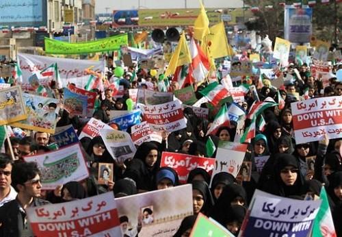 ضد فساد الملالي.. إيران تشهد 62 احتجاجاً خلال يناير