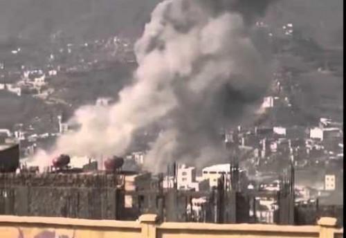 مصرع طالب في قصف لمليشيا الحوثي بتعز(الاسم)