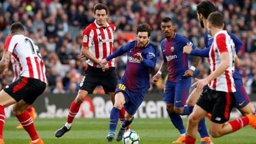 مباراة برشلونة وإشبيلية تتصدر عناوين الصحافة الإسبانية