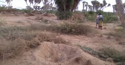 بالمدفعية الثقيلة.. مليشيات الحوثي تقصف مواقع العمالقة والقوات المشتركة في الدريهمي