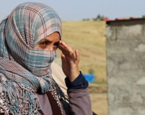 أليسون تطالب بحماية المرأة العراقية من داعش