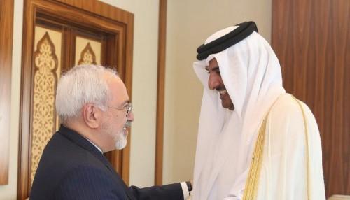 المدي: من يهتم بوقف التحرير قطر وإيران وحزب الله
