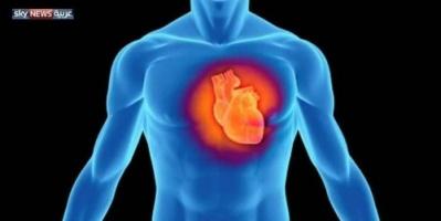 تقرير: 121 بالغ يعانون من أمراض القلب بأمريكا