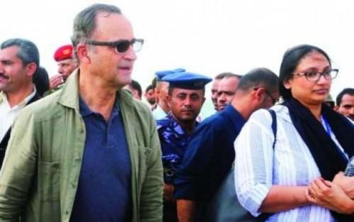 الأمم المتحدة تكشف سر مغادرة كاميرت اليمن