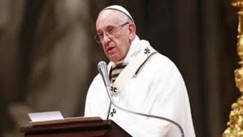هزاع بن زايد: البابا فرنسيس يصف الإمارات بأنها نموذج للإنسانية