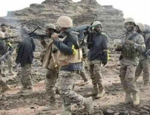 الجيش يؤمن عدداً من المواقع شمالي الجوف بعد تحريرها من قبضة الحوثيين