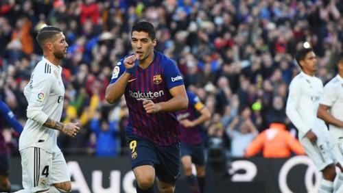 ريال مدريد يصطدم ببرشلونة في كأس ملك إسبانيا