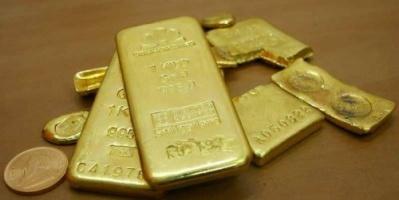 انخفاض أسعار الذهب 0.2 % بعد ثاني أسبوع من المكاسب