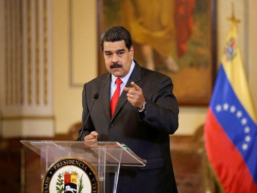 "واشنطن: حان الوقت لإنهاء نظام "" مادورو """